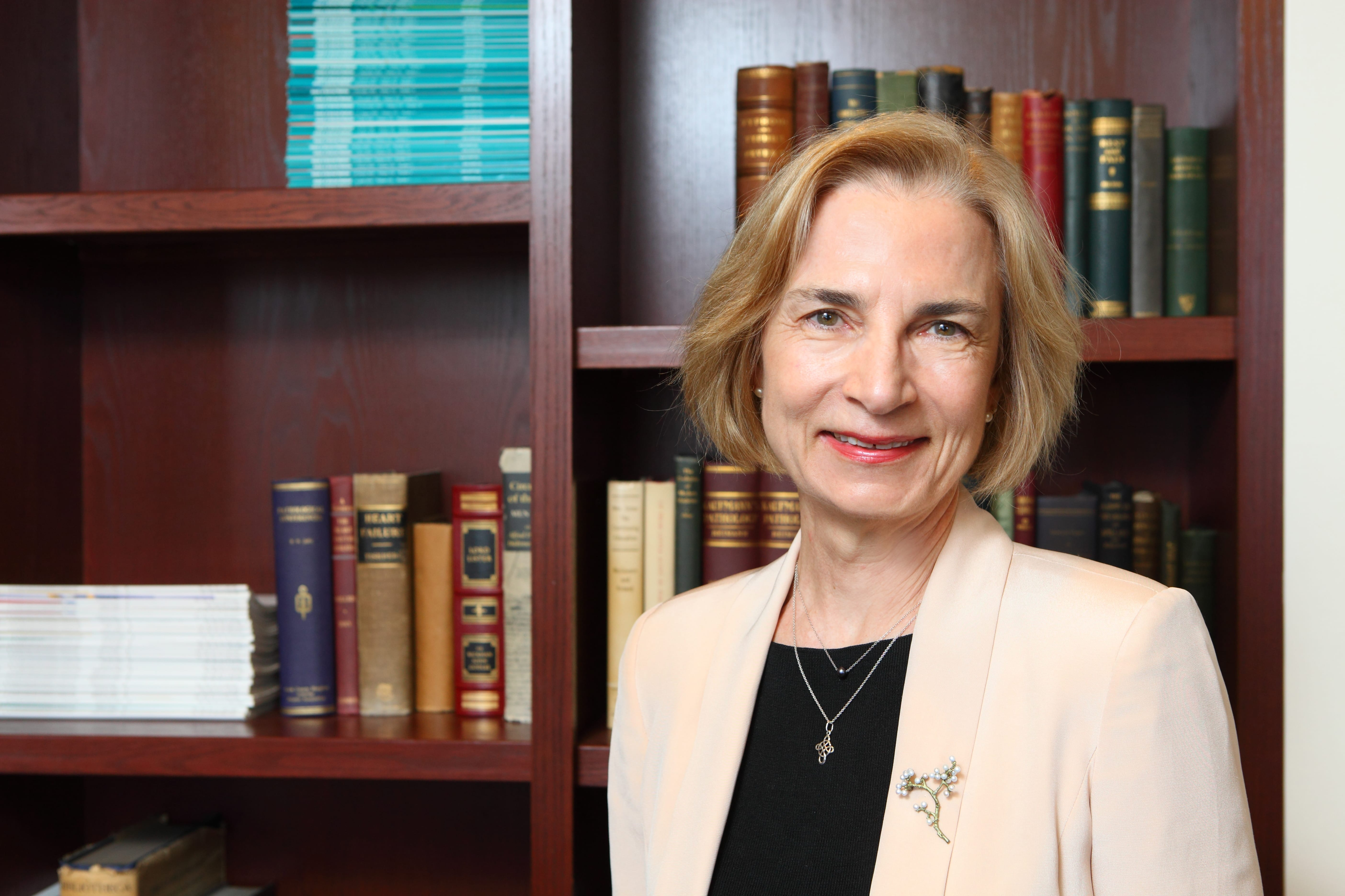 Dr. Patricia W. Finn Joins MSTP Leadership